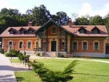 Pensiune Ecseg, Casa de oaspeți St. Hubertus