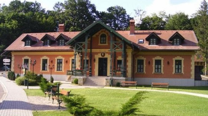 St. Hubertus Guesthouse Parádsasvár