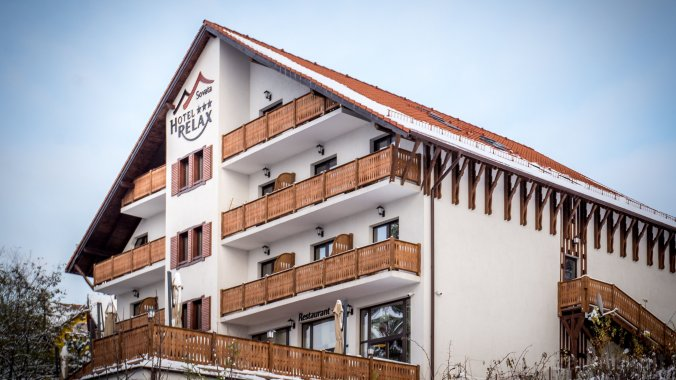 Hotel Relax Sovata