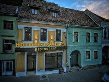 Hotel Szentábrahám (Avrămești), Extravagance Hotel