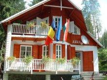 Kulcsosház Ciumași, Anna-lak Kulcsosház