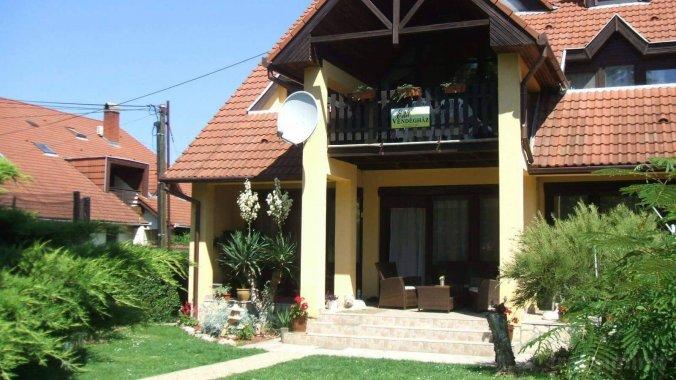 Casa de oaspeți Edit Harkány