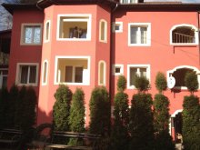 Villa Pârvu Roșu, Rosa Villa