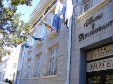 Accommodation Odorheiu Secuiesc, Europa Hotel