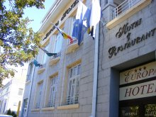 Accommodation Vârghiș, Europa Hotel