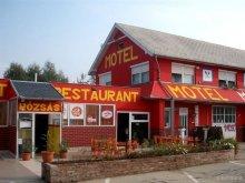 Motel Abádszalók, Motel Rózsás