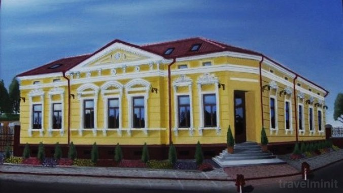 Ana Maria Magdalena Motel Lipova