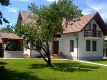 Kulcsosház Berzunți, Dancs Ház