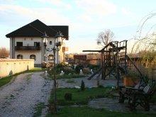 Pensiune Botoșești-Paia, Pensiunea Terra Rosa