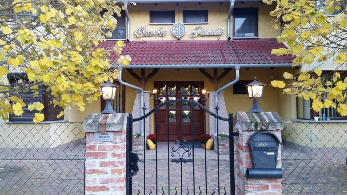 Cserke Guesthouse Cserkeszőlő