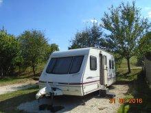 Bed & breakfast Balatonszemes, Tranquil Pines Static Caravan B&B