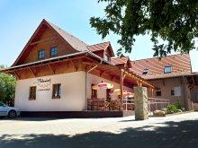 Pensiune Püspökszilágy, Pensiunea și Restaurant Malomkert