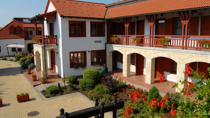 Hotel Magita Erdőbénye