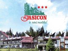 Hotel Pădureni (Berești-Bistrița), Hotel Iasicon