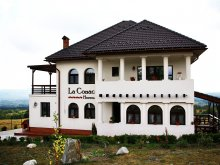 Accommodation Vâlcea county, La Conac Guesthouse