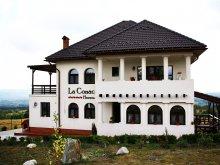 Panzió Răchițele de Jos, La Conac Panzió