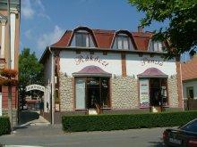 Cazare Kishuta, Hotel Rákóczi