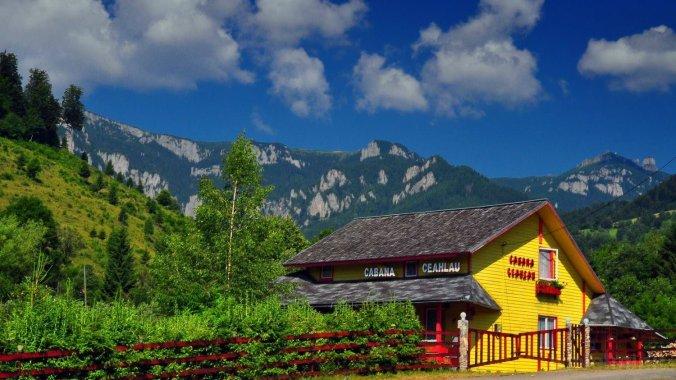 Cabana Ceahlău Izvoru Muntelui