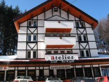 Accommodation Predeal, Atelier Hotel