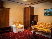Hotel Ungureni (Dragomirești), Hotel Edelweiss