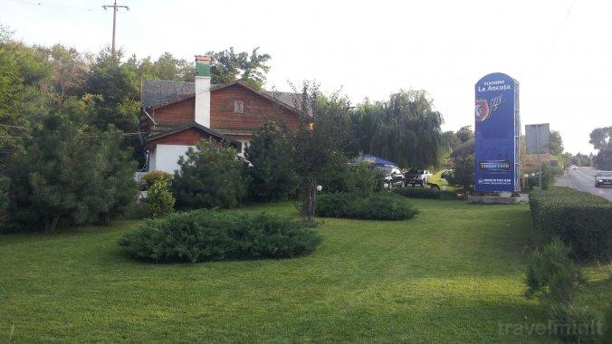 La Ancuța Panzió Râmnicu Sărat