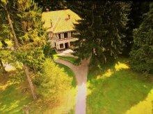 Accommodation Gura Teghii, The Machine House