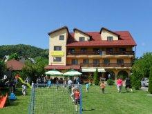 Panzió Călugăreni (Conțești), Raza de Soare Panzió