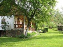 Casă de vacanță Ștefănești (Suseni), Cabana Rustică