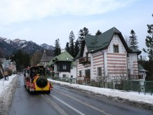 Vilă Cătina, Mountain View Villa