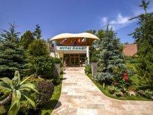 Hotel Cuza Vodă, Hotel Dana