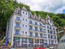 Cazare Galbeni (Nicolae Bălcescu), Hotel Coroana Moldovei