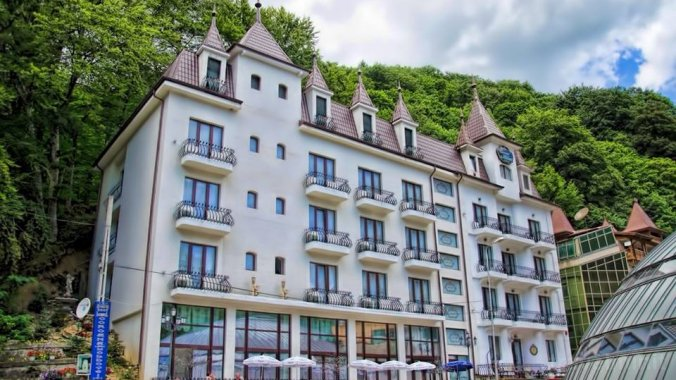 Hotel Coroana Moldovei Slănic-Moldova
