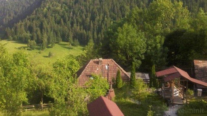 Valea Moriin Guesthouse Pleșcuța
