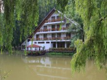 Accommodation Valea Mare (Săvârșin), Lacul Liniștit Guesthouse