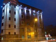 Accommodation Frăsinetu de Jos, La Gil Hotel