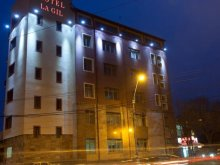 Accommodation Movila (Sălcioara), La Gil Hotel