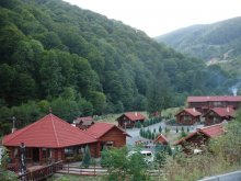 Kulcsosház Konca (Cunța), Cheile Cibinului Turisztikai Komplexum