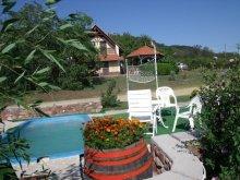 Casă de vacanță Badacsonytomaj, Casă de vacanță Panoráma