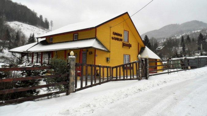 Ceahlău Cottage Izvoru Muntelui