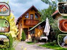 Cabană Borzești, Casa la cheie Lali