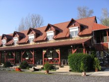 Pensiune Tokaj, Pensiunea și Camping Hernád-Party