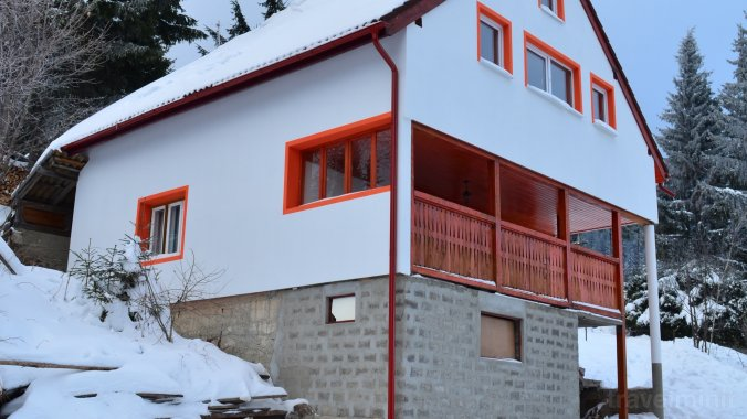 Orange House Harghita-Băi