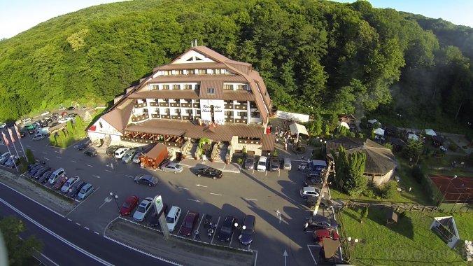 Hotel Fântânița Haiducului Bradu