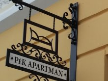Apartament Zsira, Apartament Pék