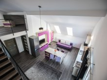 Apartment Zărneștii de Slănic, Duplex Apartments Transylvania Boutique