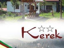 Pensiune Bistrița Bârgăului, Pensiunea Kerek