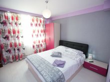 Accommodation Cetățuia (Cioroiași), English Style Apartment
