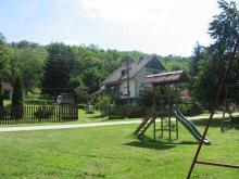 Pensiune Nagyatád, Pensiunea și Camping Kis-Balaton