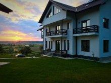 Pensiune Ionășeni (Vârfu Câmpului), Pensiunea Dragomirna Sunset
