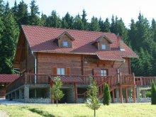Accommodation Budacu de Sus, Enikő Chalet